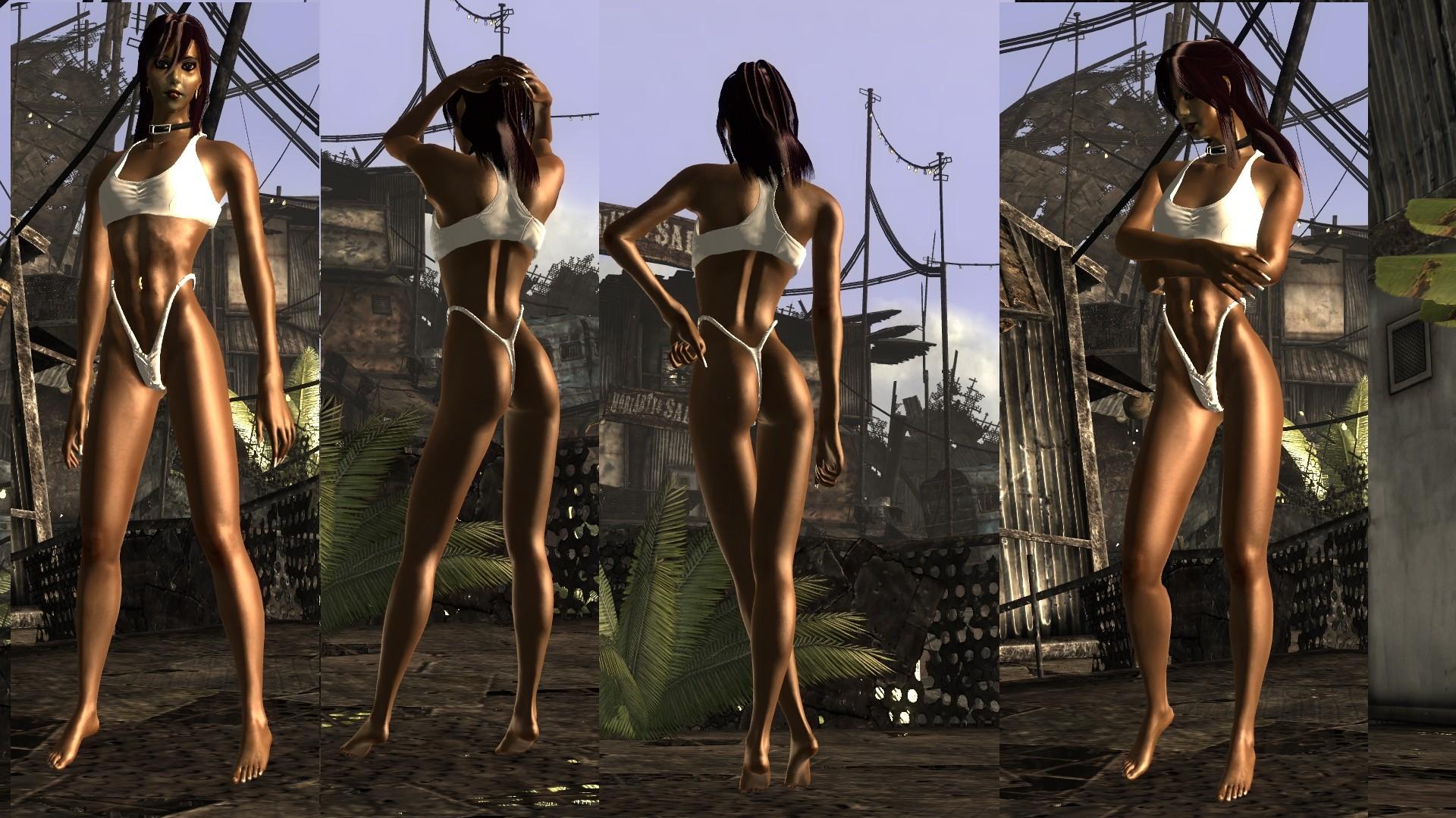 Fallout raider nude fakes sexy clip