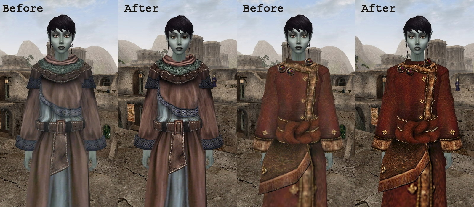 Данный плагин добавляет в игру миловидный костюм ведьмочки, представленный в четырех различных версиях