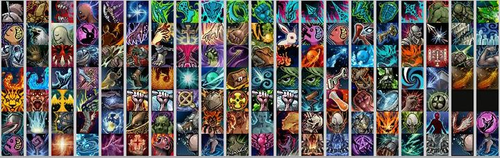 иконки lineage:
