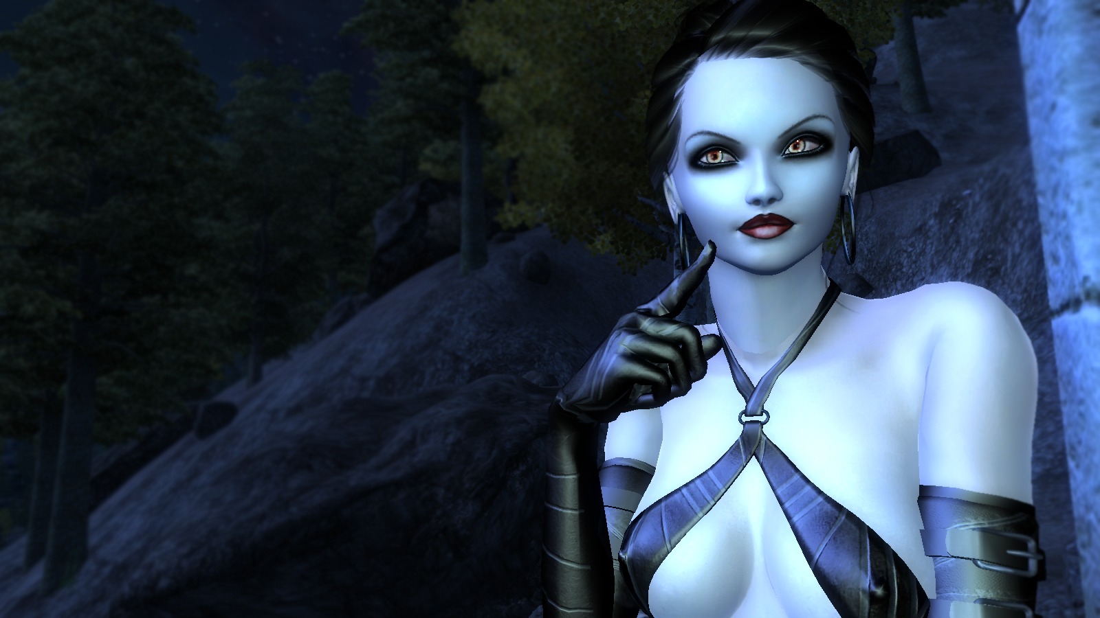 Elder scroll oblivion hg eye candy xxx beautiful girl
