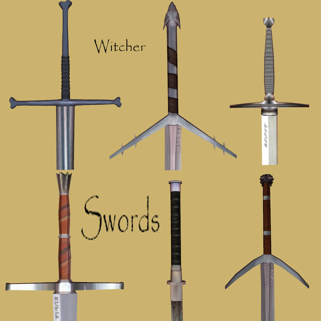 Как сделать серебряный меч в ведьмаке