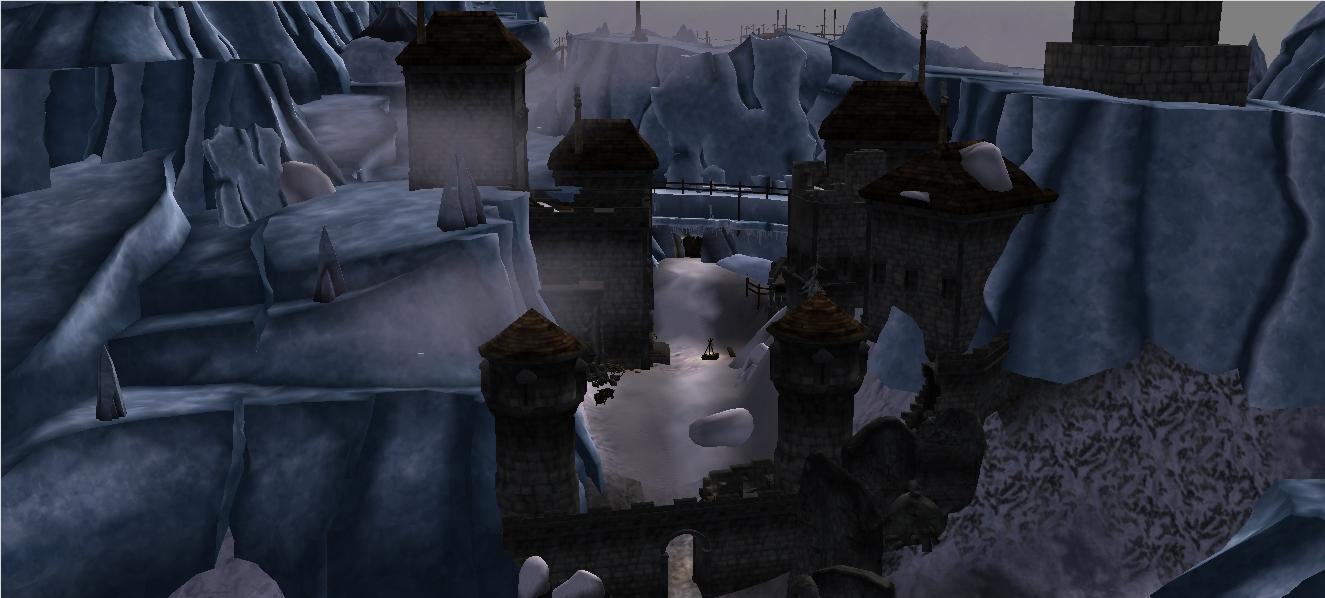 игра ледяная стена