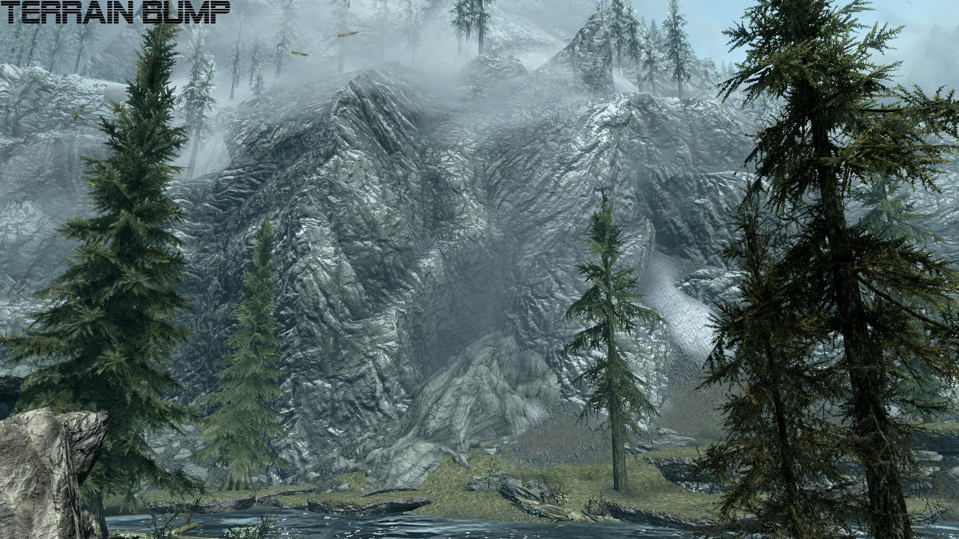 Graphics overhaul oblivion