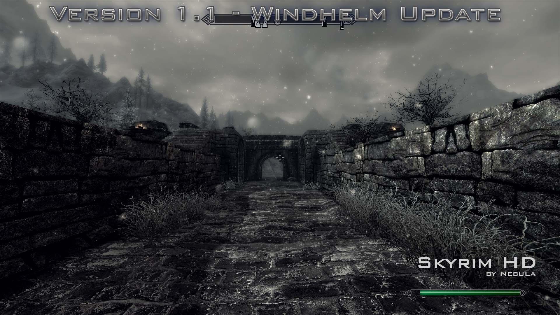 Skyrim HD 2k Textures 1.9 скачать торрент