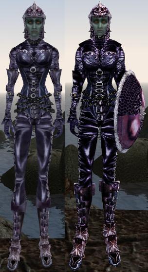 Alfa img - showing morrowind ordinator armor