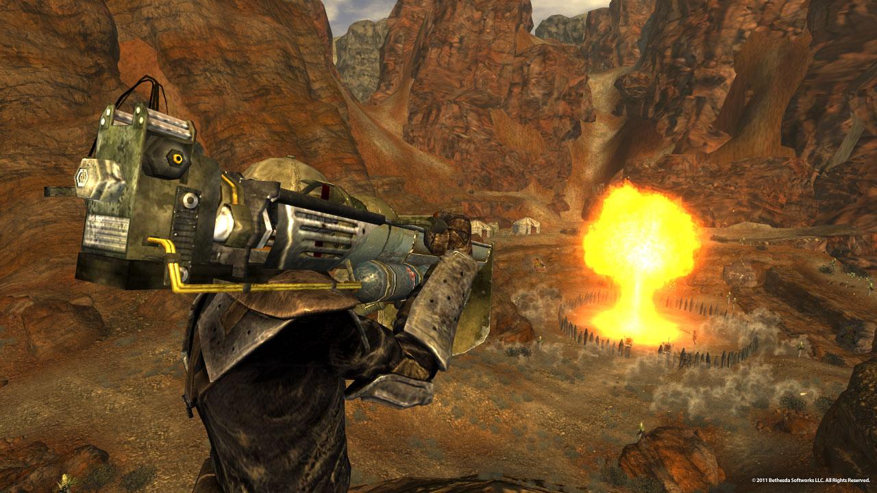Скачать Fallout: New Vegas торрент бесплатно на компьютер 791