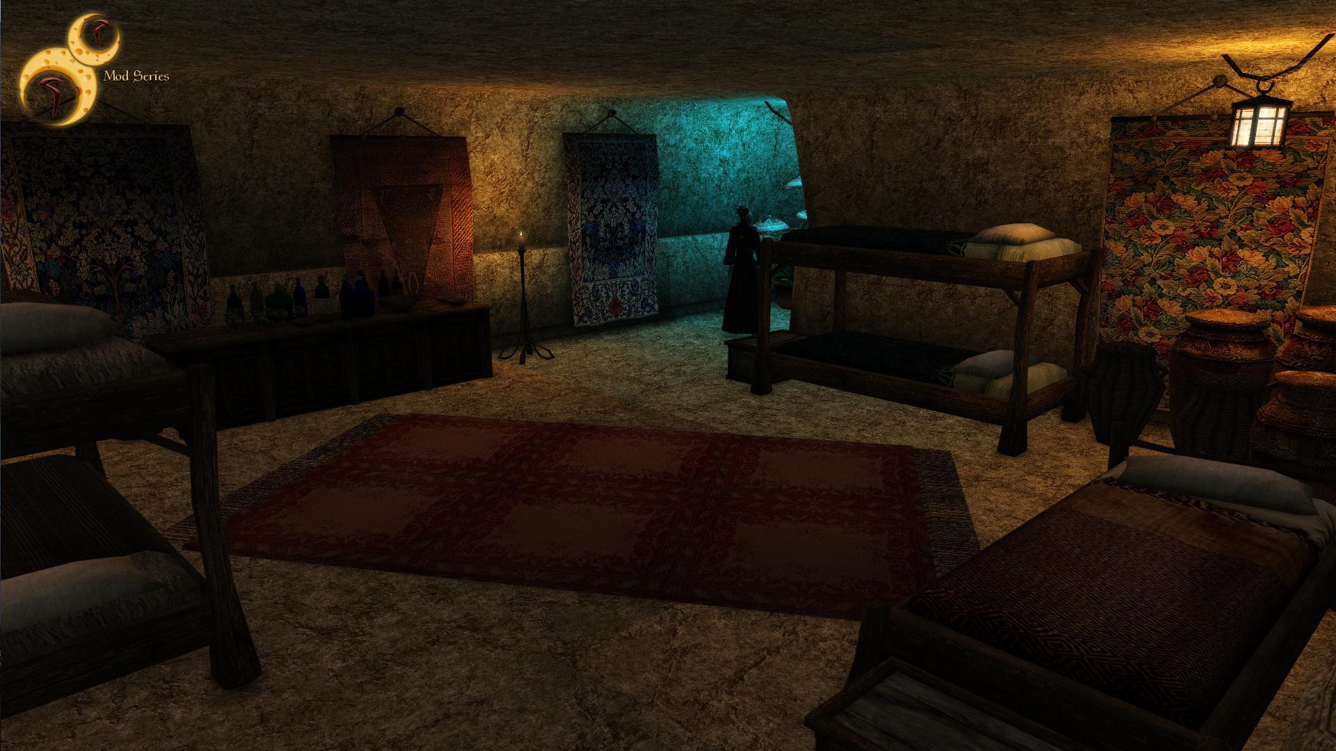 RR Mod Series - Holamayan Monastery - Elder Scrolls 3: Morrowind