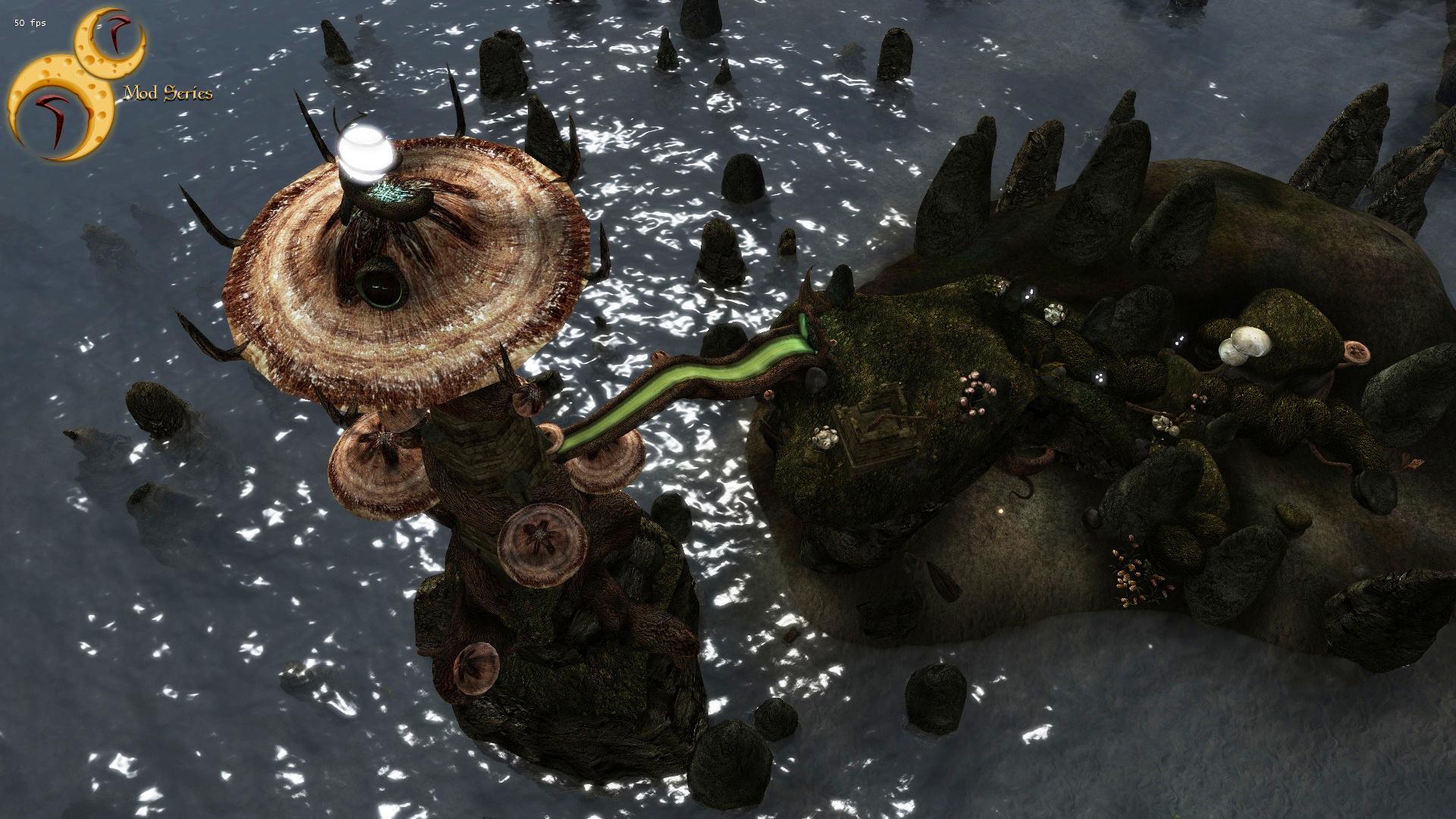 RR Mod Series - Telvanni Lighthouse Tel Vos - Elder Scrolls 3: Morrowind