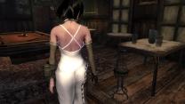 Черный корсет и Белое платье