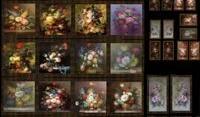 Цветочные картины - модресурс