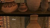 Улучшенные текстуры керамической посуды