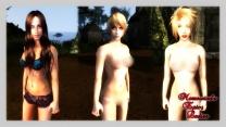 Эпичные девушки Морровинда