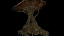 Телваннийская архитектура из Скайрима