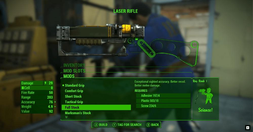 Fallout 4: новые подробности истарые споры