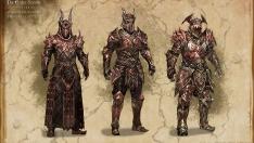 Творческое изображение - Ebonheart Pact Armors