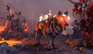 Волк драконьего пламени