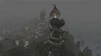 RR Mod Series - Telvanni Lighthouse Tel Branora