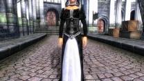 Черное платье куртизанки