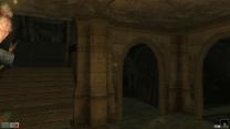 Мрачный подвал зала правительства