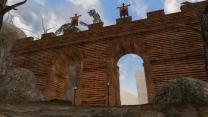 Деревянные имперские форты