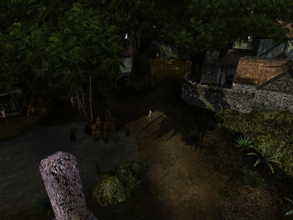 Morrowind моды на улучшение графики скачать торрент