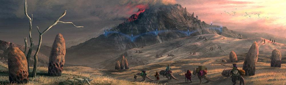 ESN / TES III: Morrowind / Гильдия Магов / Прохождение