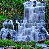 Водопад в Балморе