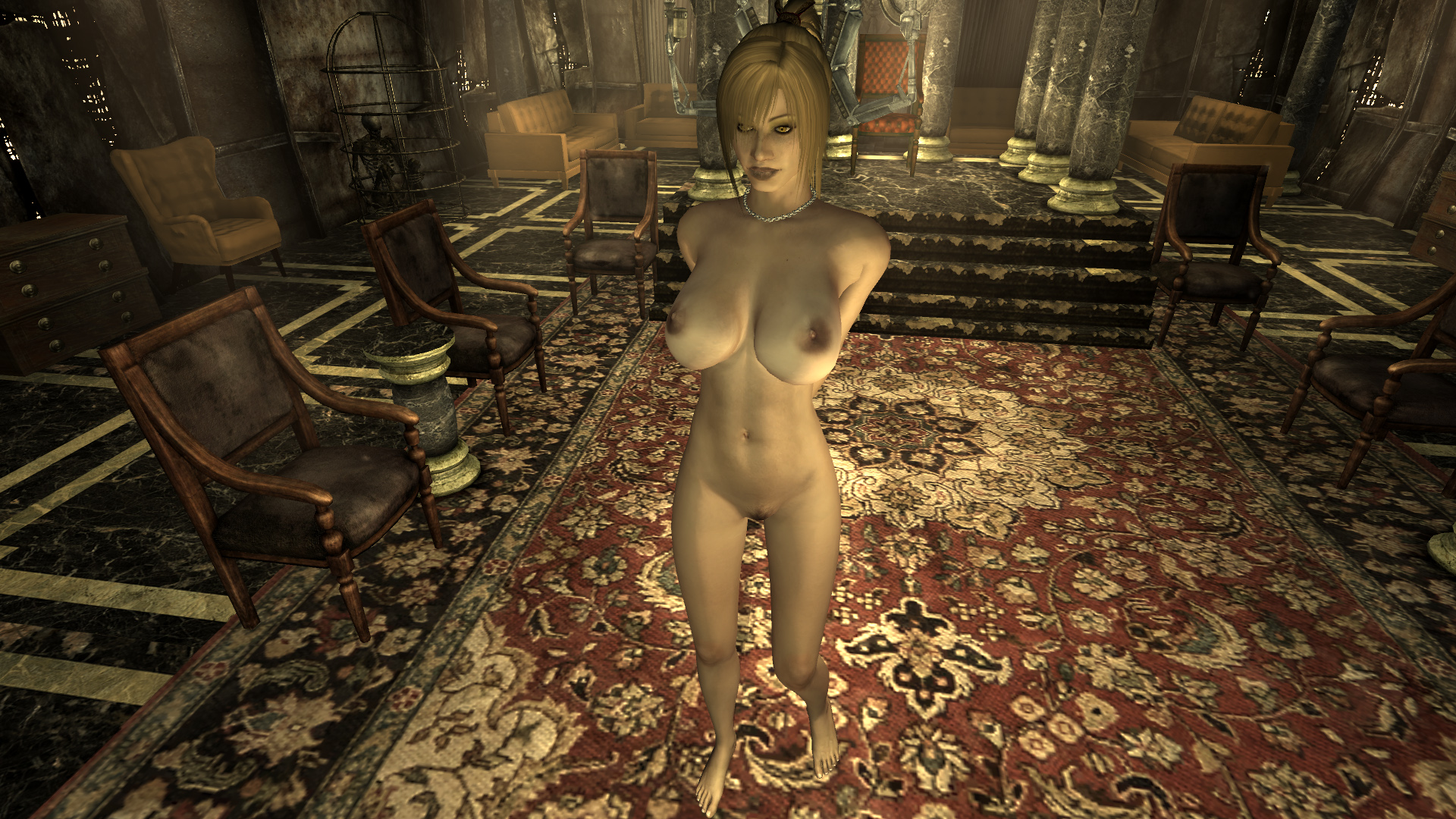 Fallout 3 the nude patch softcore picture